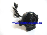 Side View camera for bus, truck, trailer, with night vision