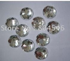 1000pcs/lot 14MM Rhinestones/Diamante stones/Decoration accessories PF06470(China (Mainland))