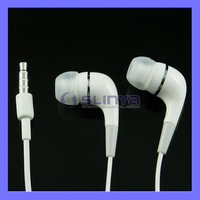 Earphone Headset With Mic for iPhone 4S 3G 3GS iPod