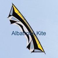 Albatross kite /quad line kites & 4 lines control /+lines +handles / free shipping