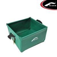 (Free Shipping) C3002 15L PVC Tarpaulin Folding Basin