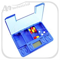HS09D Timer Pillbox
