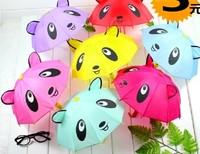 Small ears cartoon umbrellas trumpet props dance umbrella holiday decorations ears umbrella