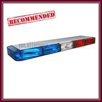 (TBD-7206S) LED lightbar, 102pcs GENIII 1Watt LEDs, super bright, PC Lens, Aluminium Cover and Base