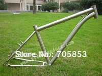 Tianium Mountain Bike Frame (Bending Down Tube)