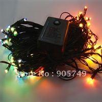 free shipping 180 bulb christmas light rice light rice string light
