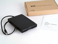 "6pc free shiping by UPS DHL EMS 1.44 MB 3.5"" USB EXTERNAL PORTABLE FLOPPY DISK DRIVE"