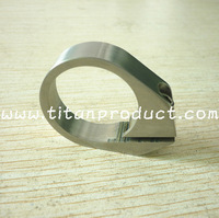 Titanium Bike Seat Clamp 31.8mm