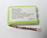Free shipping 500pcs Cordless phone battery 27910