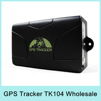 X2 GSM GPRS GPS Tracker Tracking System For Car Vehicle Auto Standby 60 Days Quad-band TK104 For All Over The World Wholesale