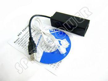 free shipping by DHL/UPS,10PCS USB 56K Data Fax Voice USB Modem V.92 V.90 Dial Up Conexant for xp vista win7  Linux