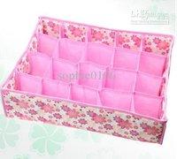 box without cover Best sale underwear storage box Organizer Box Closet shoes socks storage