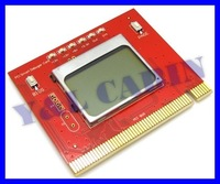 LCD Display PCI Computer PC Analyzer Tester Diagnostic Debug POST Card, Free Shipping, Brand New, Wholesale/Retail