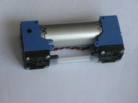 Wob-L piston air pump,air pump WA50DC-TH, max pressure 1.8 or 2.5bar, max vacuum -65 or -80kpa, free flow 3 or 6l/m.