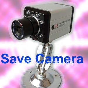 New Infrared Digital Save Camera Motion Detection DVR Support TF card MAX. 8GB