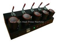 5 in 1 Mug Press Machine , 5 in 1 Mug Press,mug press machine,mug heat press,sublimation machine