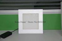 200*200mm square 10w indoor led panel lighting