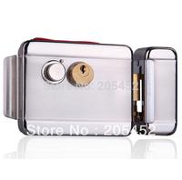double door electrically control lock