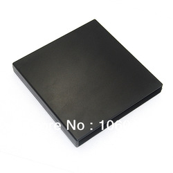 External USB DRIVE 12.7MM IDE CD DVD ROM WRITER BURNER CADDY CASE (10195)(China (Mainland))
