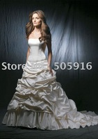 New  from freight 100% guarantee quality  popular Wedding Dress WE0028