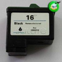 Compatible for Lexmark 16/10N0016 Black Inkjet Ink Cartridge for Lexmark X1100/X1110/Z23/Z24/Z25/Z33/Z34/Z35 Free shipping