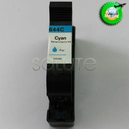 Картридж с чернилами Salute HP 44 51644C HP DesignJet 488CA for HP 44 картридж hp cm996a 761 для hp designjet t7100 темно серый