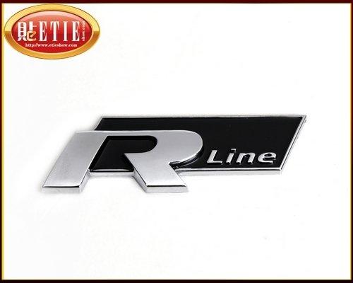 Aliexpress com  Buy R Line  R Logo 3d