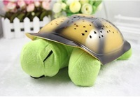 hot sale brand new LED lamp turtle light projection light Toy lamp Christmas gifts