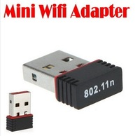 Mini 150M Wifi Wireless USB Adapter IEEE 802.11n LAN Network Card for Computer & Networking Drop Free Shipping