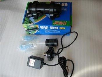 Jebo 9w UV Ultraviolet Sterilizer+a spare bulb on sale