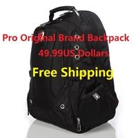 Free shipping.fashion Brand backpack.Prefect Pro sports bag.16inch laptop handbag.big business travel bag.Original Eur.