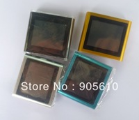 """FREE SHIPPING !1.8""""6th 8GB gen mp3/mp4 touch screen shakable FM Radio Video"""