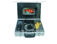 FREE SHIPPING 7&amp;quot; LCD+Sony 420TVL Camera+50 meters cable Video Camera System S39