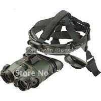Perfect style High Quality Head-mounted binocular Night Vision with free shipping cost