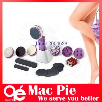 Derma Seta Cleaning Kit, Hair Remove, feet care, calluses remove