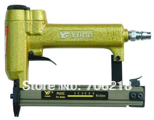 Calibre 23 pinos micro sem cabeça nailer, nailer pneumático P625C(China (Mainland))