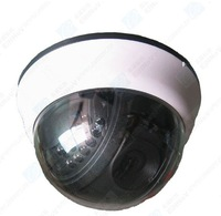 White SECURITY SURVEILLANCE CCTV IR INDOOR DOME CMOS CAMERA S62