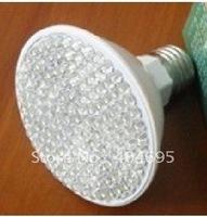 Free shipping+10pcs E27 7W 138LED energy-saving lamps LED lamp, LED bulb light ,white 220V