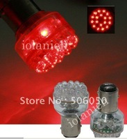 2x 24 RED LED Car 1156 Tail Stop Rear Brake Light Bulb L led car light