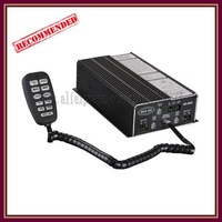 NEW!  (SE-600) 600Watt high power, 10 tones with microphone, 2 light switches, Audio input function