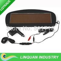 12V portable solar car charger for mobile phone/ battery savior / Automotive Outdoor