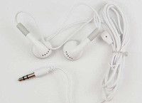 Wholesale-free shipping 2000pcs/lots 3.5mm Headphone Earbud Earphone For MP3 MP4 MP5 PMP