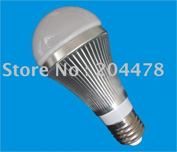Dimmable 5w Led Bulb, Free shipping, online wholesale E27(DYK-E27-14)