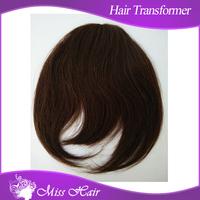Blond bangs Bang 613 fringe human hair, clip in hair bangs extensions 15pcc/lot DHL fast shipping