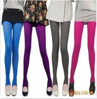 Wholesale and Retail woman 80D Excellent strech Velvet anchored pants footless leggings stocking pantyhose tights Big discount