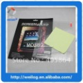 For ipad 2  Clear  screen protector with packing  Free Shipping