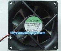 SUNON 9225 KDE2409PTB1-6A 24V 3.6W Cooling Fan