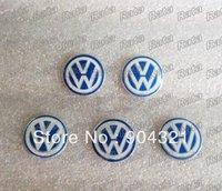 50 piece/LOTS Badge Emblem Fobo Volkswagen VW Remote Key Logo Wholesale (Free Shipping)