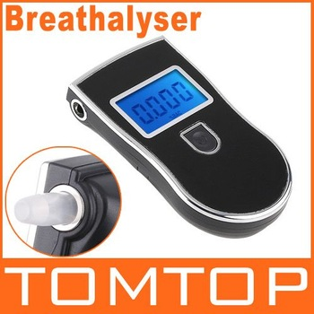 Gadgets Meter Prefessional Police Digital Breath Alcohol Tester battery the Breathalyzer Dropship Parking Car Detector Gadget