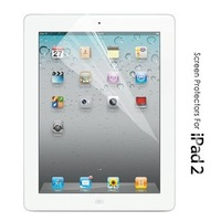Clear LCD Screen Protector for iPad 4 3 2 with Retail Packing - 50 pcs, Free Shipping